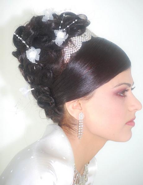 Modele de coiffure soiree mariage - Coiffure femme pour mariage ...