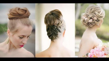 Mod le coiffure invit e mariage - Chignon invite mariage ...