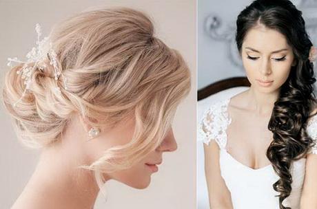 Photo coiffure de mari e - Coiffure pour aller a un mariage ...