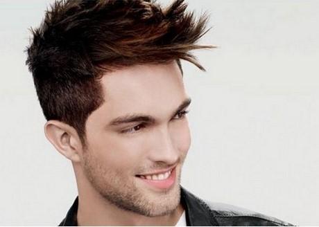 Les plus belles coiffures pour homme - Meche rouge homme ...