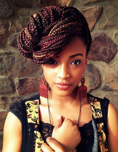 model de coiffure pour femme africaine. Black Bedroom Furniture Sets. Home Design Ideas