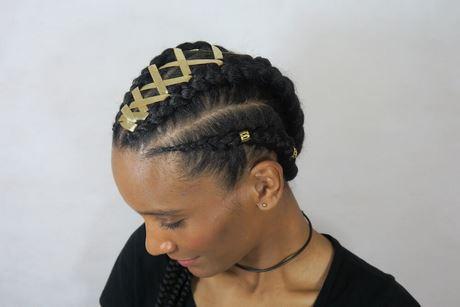 Nattes Coll 233 Es Cheveux Cr 233 Pus