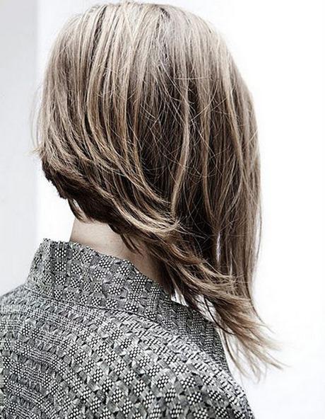 Coupe cheveux carr court destructur - Coupe destructuree mi long ...