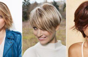 Coupe de cheveux court femme 55 ans