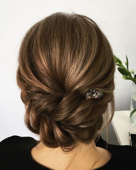 Best 25 Wedding Hairstyles Ideas On Pinterest: Modèle Coiffure Mariage Chignon Bas