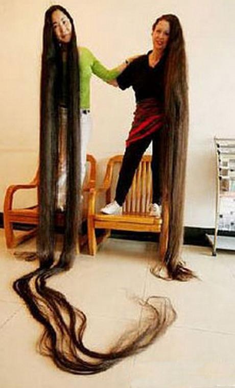 cheveux plus long du monde. Black Bedroom Furniture Sets. Home Design Ideas