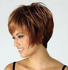 coiffure carre degrade court