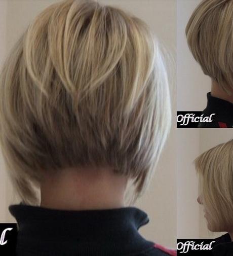 Modele coiffure carre court plongeant - Coupe carre court frange ...