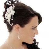 Accessoires coiffure mariee