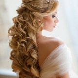Cheveux mariage