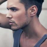 Coiffure homme court