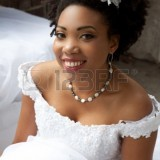 Coiffure mariage afro americain