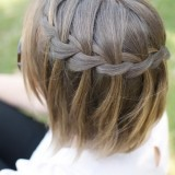 Coiffures faciles cheveux courts