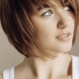 Coupe cheveux moderne femme