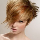 Coupe cheveux moderne