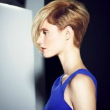 Coupe courte femme hiver 2015