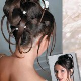 Cyber coiffure mariage