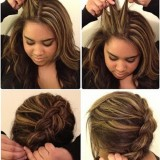Idee coiffure simple
