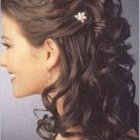 Modeles coiffure mariage
