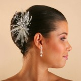 Ornement coiffure mariage