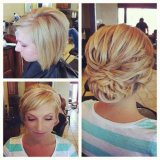 Photo coiffure cheveux courts