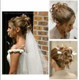 Photo coiffure mariage