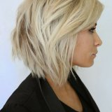 Photo coupe de cheveux mi long 2015
