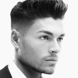 Coiffure coupe homme