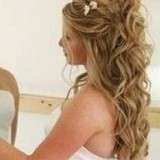 Coiffure mariage long