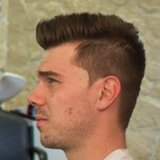 Coupe brosse homme
