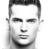 Coupe cheveux courts hommes