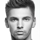 Coupe de cheveux homme court fashion