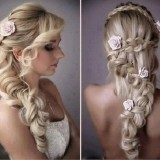 Modele coiffure mariage 2015