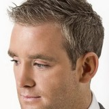 Coiffure homme exemple