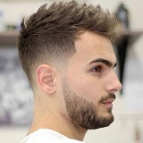 Mode cheveux homme 2017