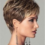 Coupe cheveux courts femme 2020