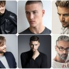 Coiffure homme hiver 2018