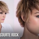 Coupe coiffure femme 2018