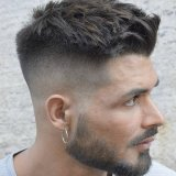 Coupe court homme 2018