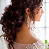 Coiffure mariage 2019 femme