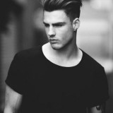 Cheveux homme mode