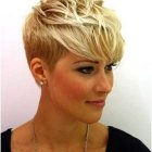 Style cheveux court