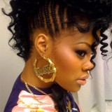 Coiffeuse afro