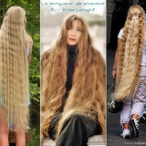 Photo cheveux long