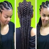 Grosses tresses africaine photos