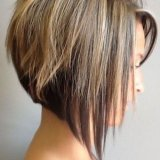 Photo coupe cheveux carre plongeant