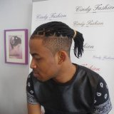 Tresse homme afro