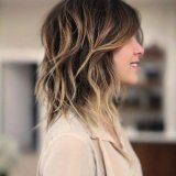 Coupe tendance mi long 2018