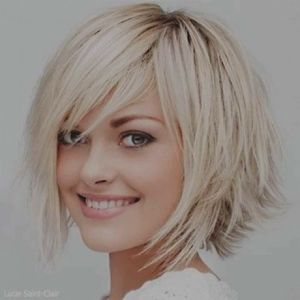 Coupes cheveux courts 2018