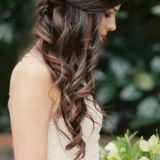 Coiffure mariage 2020 cheveux long